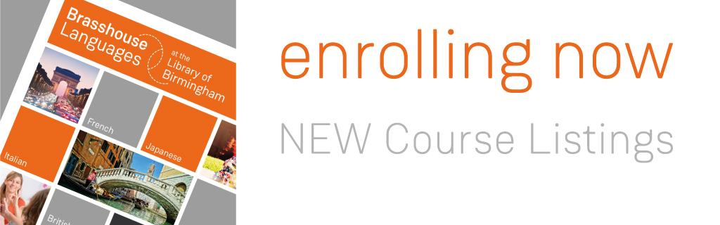 See our latest languages course programme